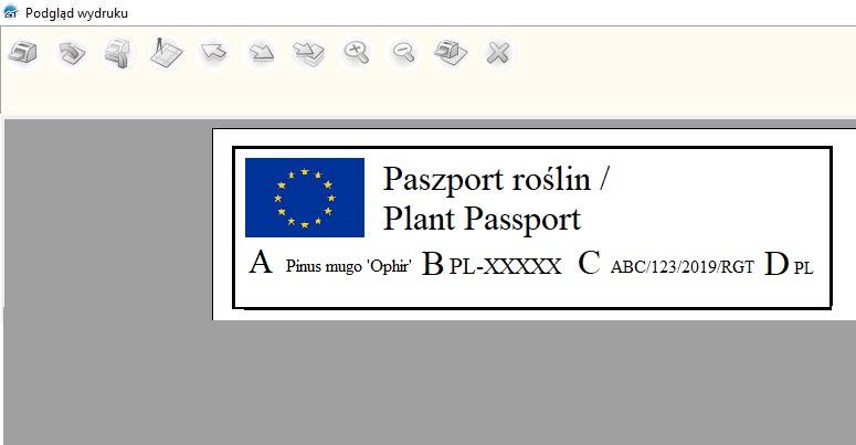 Paszporty roślin Unia Europejska już dostępne dla szkółkarzy w programie Subiekt GT